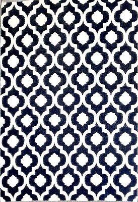 - 6'x9' Indoor Outdoor rug Patio RV Rug Mat Reversible Mats 20317