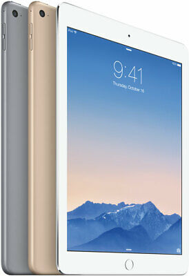 Apple iPad Air 2, 64GB, Wi-Fi, 9.7in Retina - (Grade A) 12 Months Warranty