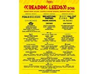 Reading Festival Saturday