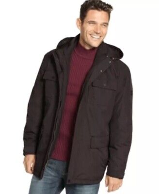 Hawke & Co Mens Jacket Sz XL Softshell Outfitter Jacket, Pursuit 3-in-1