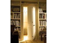 White Bi-Fold Door B&Q 4 Panel Bifold Door worth £62