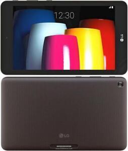 "BRAND NEW SEALED LG GPad IV 8.0"" 32GB UNLOCKED WIFI + Cellular /w 1 year LG WARRANTY Regular $336.99 plus tax $240 FIRM"