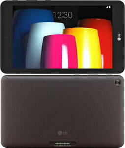 LG G Pad 3 8.0 w/ Cellular Unlocked. Charger & Warranty Included