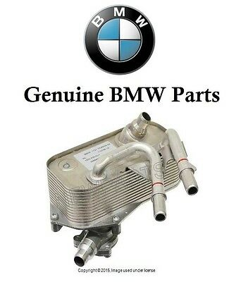 For BMW Transmission Oil Cooler Heat Exchanger Automatic /Dual Clutch Trans ()