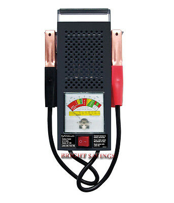 Schumacher 50/100 Amp 6/12 Volt Battery Load Tester