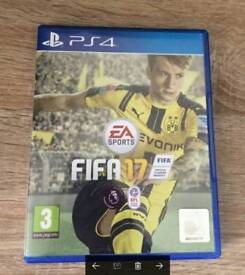 Fifa 17 ps4. Good condition. 18