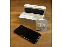 iPhone 7 • Matt Back • 128Gb • New and Unlock