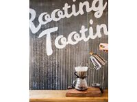 Happy Manager needed with coffee skill - No Nights!
