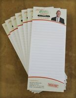 Notepad 20 Pages 4 Color Print