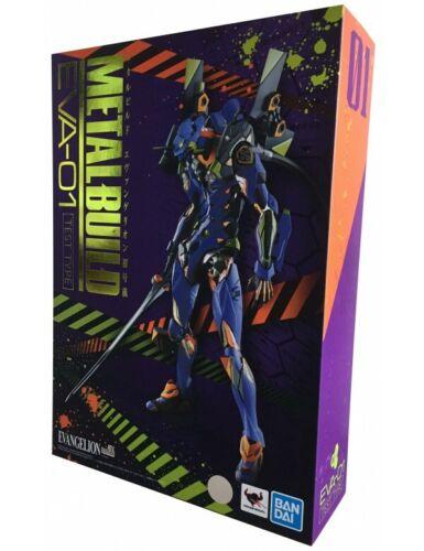 Metal Build Neon Genesis Evangelion Unit 01 EVA-01 action figure Bandai Tamashii