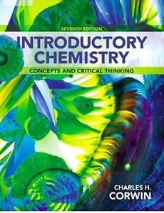 Chemistry concepts and critical thinking - corwin
