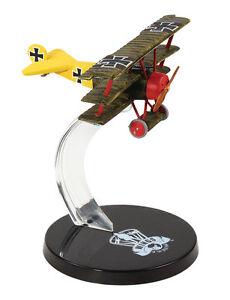 Fokker-Dr-1-Luther-Von-Richthofen-1917-1-72-scala-RESINA-MODELLO-NUOVO