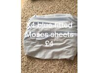 Moses fitted sheets