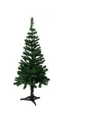 Christmas Holiday Christmas Tree - Green 3' Feet  Charlie Pine Premium Holiday Christmas Tree - Unlit