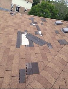Roofing and Repairs  Cambridge Kitchener Area image 1