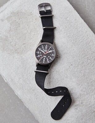 Timex Expedition Scout 40mm TWB08300 - Nylon - Indiglo 50M  - Field Watch