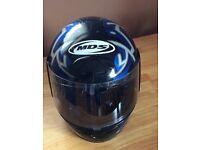 Motorcycle / Quad / Motocross/ Scrambler MDS Helmet