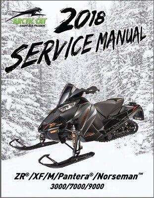 2015 arctic cat zr xf m 2 stroke snowmobile service manual
