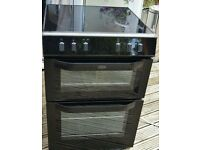 Belling very clean ceramic cooker 6 months warranty