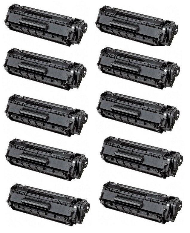 10pk Toner For Canon 104 Fx9 Imageclass D420 D480 Mf4150 ...