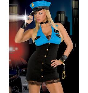 Costume de Police Terrigation