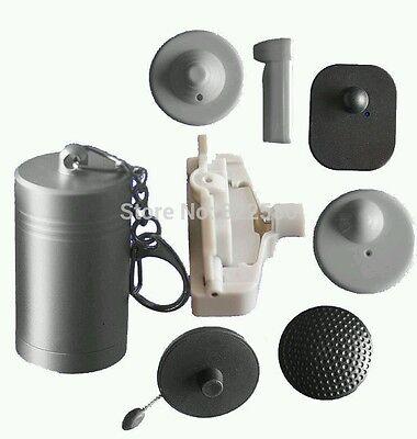 Uk seller!!!New Magnetic Bullet EAS Tag Detacher Remover For Clothes