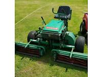 Ransomes motor 180