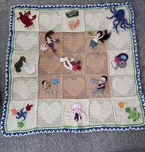 Custom Crochet Baby Blankets