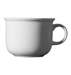 Thomas Trend Weiss Kaffeetasse Kaffee Obertasse Tasse 0.18l Super Angebot NEU