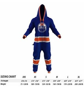 Hockey onesie BNIP