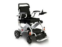 Pride I-Go compact folding electric powerchair wheelchair with lithium batteries