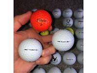 Titleist mix x30 Grade A golf balls