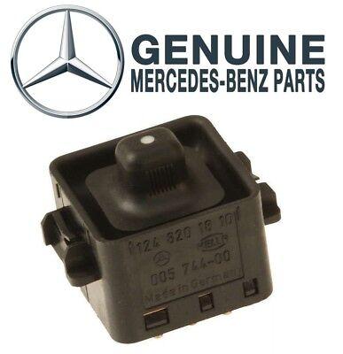 Mercedes 300d Control - NEW Mirror Control Switch Genuine 1248201810 For Benz W124 W126 W201 190E 300D
