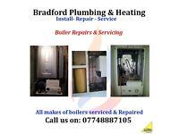 Boiler Repair /Boiler Service/Plumbing repair