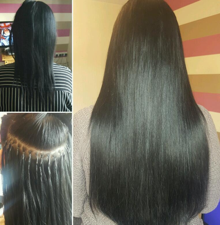 Max FX Hair extensions
