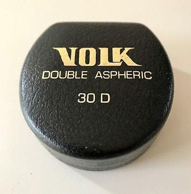 Volk Double Aspheric 30d Small Lens.