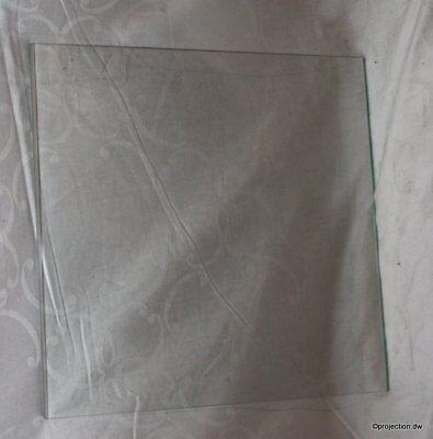 Plan Glas OHP Overhead Projektor Tageslichtprojektor Schutz Glas Scheibe Polylux