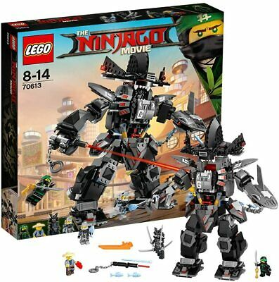 LEGO The LEGO Ninjago Movie Garma Mecha Man 2017 (70613) BRAND NEW NIB SEALED