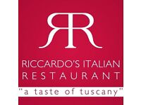 Commis Chef & Chef de partie - for very busy Italian Restaurant in Chelsea