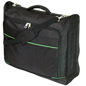 New Travel Suit Suiter Garment Carrier Case Suitbag Cover Bag - 3 Years Warranty