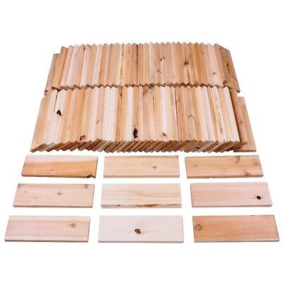 Greenes Cedar Grilling Planks - 71 Planks - Value Pack - 3.5 in. x 11 in.