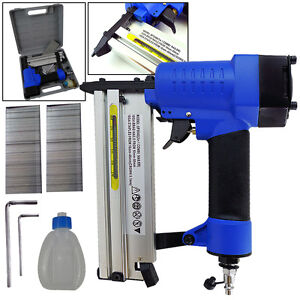 2-In-1 Pneumatic Air Staple & Brad Gun 2