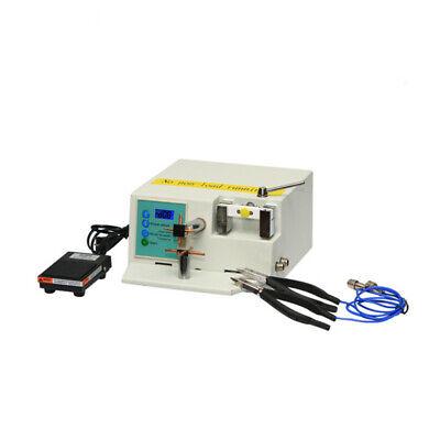 Dental Spot Welder Machine Adopt Microprocessor Control System Iii