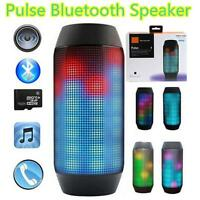 New Pulse Portable Wireless Bluetooth Speaker Support NFC $99.99