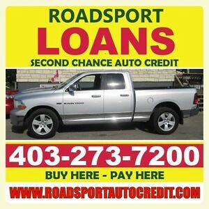 2011 DODGE RAM HEMIE 4X4 $29 DN TODAY BAD CREDIT OK