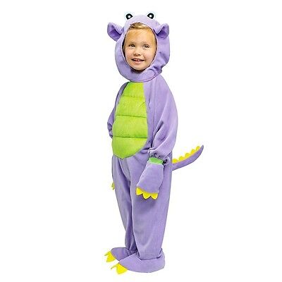 Cute Dino Jumpsuit Toddler Costume - Smalll 6-12 Months,halloween new - Toddler Dino Costume