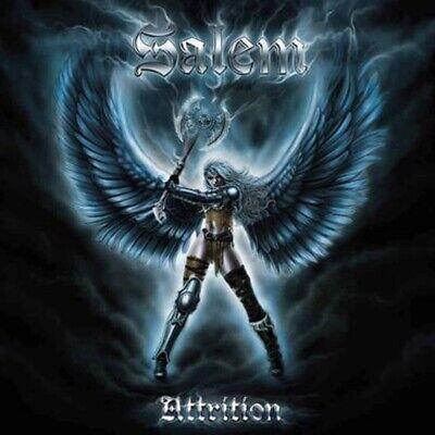 Salem - Attrition 2 x LP - NWOBHM Colored Vinyl Album - Heavy Metal Record - NEW ()