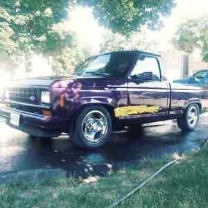 1986 Ranger with 406 motor