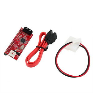 1pcs-SIIG-INC-SC-SA0112-S1-SATA-TO-IDE-ADPT-EASILY-ADD-SATA-to-IDE-Adapter-S-B
