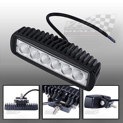 Spot Light 18w cree LED Work Flood 12V 24V Off Road Truck 4x4 Boat SUV Lamp
